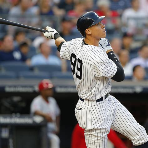 aaron judge becomes 3rd rookie in new york yankees history