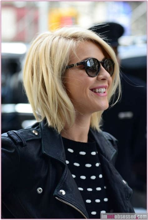 how to get julianne short haircut actress julianne hough returns to her hotel beauty