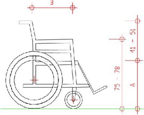 sedia a rotelle dwg barriere architettoniche sedia a rotelle disabili