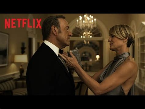new on netflix house of cards season 3 trailer