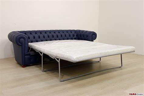 divano letto chesterfield divano chesterfield 3 posti vama divani