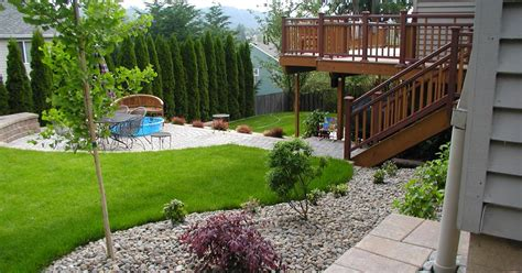 Small Backyard Landscaping Ideas For Privacy Small Landscaping Ideas For Backyard Designs For Privacy