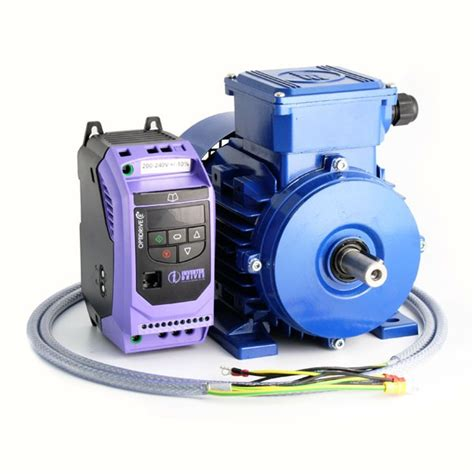variable speed motor ac variable speed drive and motor kit 2 2kw 3 0hp 230v