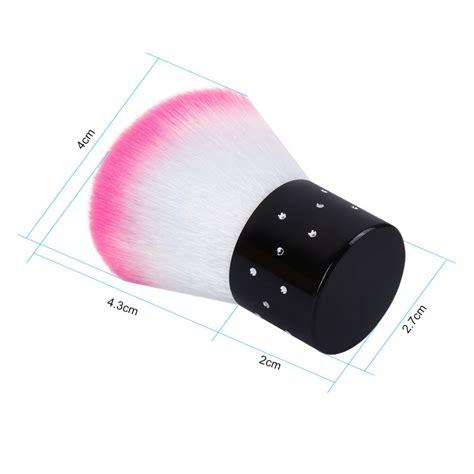 kuas pembersih kuku untuk acrylic dan uv gel purple jakartanotebook