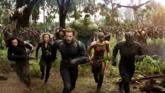 the infinity war trailer has finally arrived