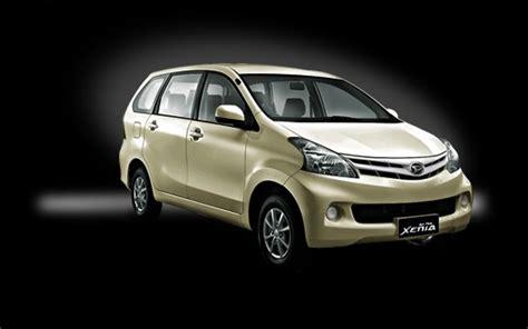 Retractable Toyota Avanza Xenia toyota avanza and daihatsu xenia get updated in indonesia
