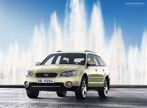 how to learn all about cars 2003 subaru forester electronic valve timing subaru outback specs 2003 2004 2005 2006 autoevolution