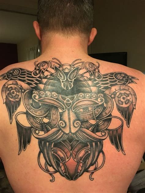 trapezius tattoo the 12 best trapezius inspiration images on