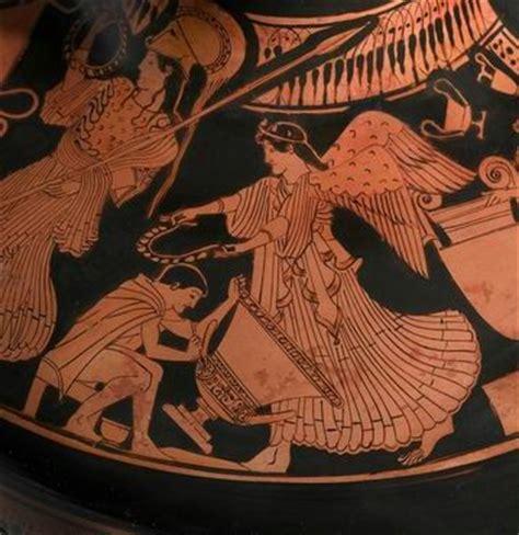 vasi a figure rosse pittura vascolare
