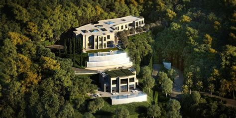 House Aired by Three Homes In Bel Air Cost 115 Million Business Insider