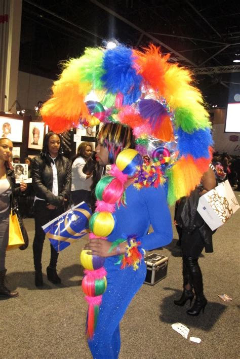 braun brothers hair show alanta ga live from the bronner bros hair show in atlanta with