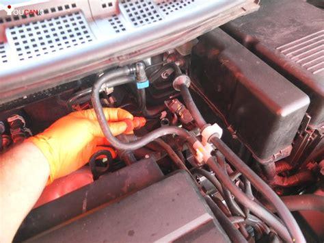 check mazda transmission fluid level