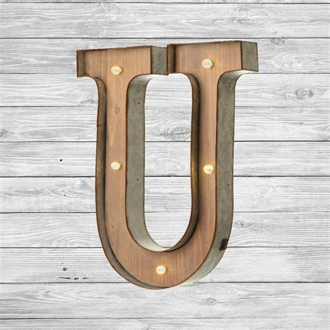 wooden light up letters 26 best rustic wooden light up letters images on