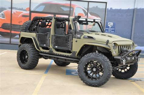 army green jeep rubicon 2017 jeep wrangler unlimited sport for sale