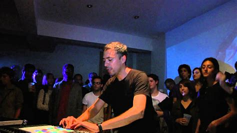 Darkside Live In The Boiler Room Nyc by Braille Live In The Boiler Room Nyc