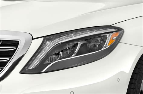 mercedes s class headlights mercedes benz s class coupe night edition to debut in