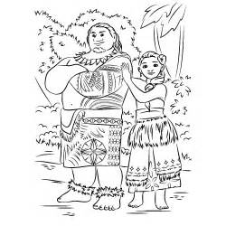 Coloring Book Pages Moana Free Image Coloring Pages Moana