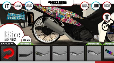 Kaos Racing Iseng Thailook Pride 99 gambar motor drag terkeren ranting modifikasi