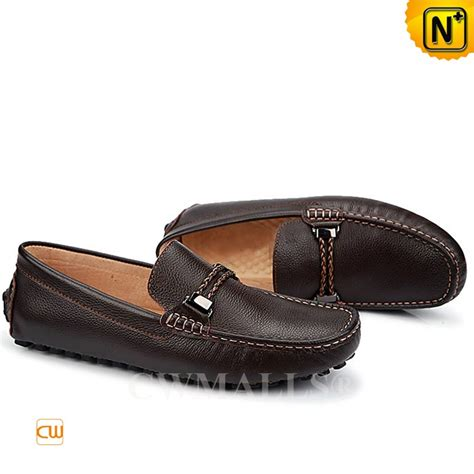 loafer drivers cwmalls 174 leather driving loafers cw707132