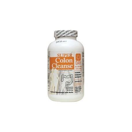 Colon Detox Cleaning Formula Capsules by Colon Cleanse Day Formula 180 Capsules By Hleath Plus