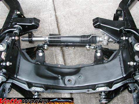 c3 corvette rack and pinion another home made rack and pinion corvetteforum
