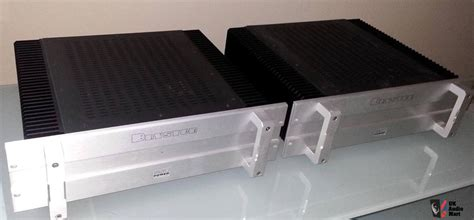 Bryston 7b Sst2 Monoblock Power bryston 7b sst monoblock power lifiers photo 1013369 uk audio mart