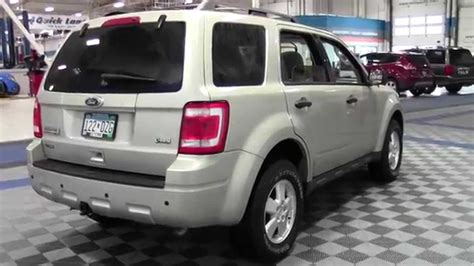 2010 Ford Escape Xlt by 2010 Ford Escape 4wd Xlt 1f150115a