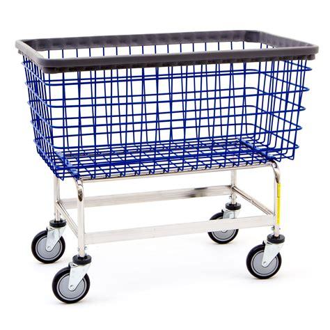 Wire Laundry Carts Laundry Hers 6 Bushel Laundry Cart Laundry Cart