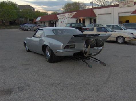 1969 camaro roller chassis for sale