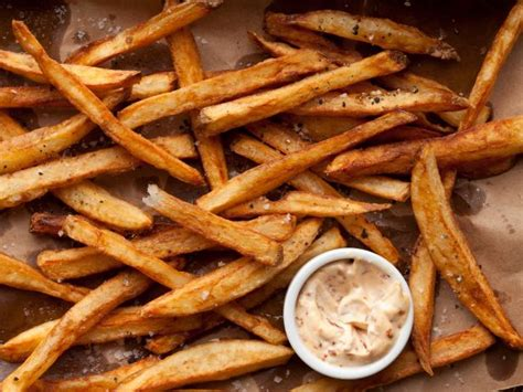 Fried Fries fried fries recipe fieri food network