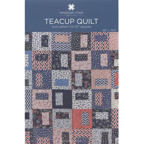 Missouri Quilt Co by Teacup Pattern Sku Pat871 Missouri Quilt Co Wholesale