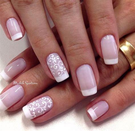 nail design tips home 35 french nail art ideas white nail polish white nails