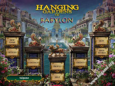 3d home design games free hanging gardens babylon on 3d hanging gardens of babylon download free full games