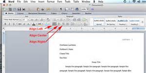 mla format microsoft word 2011 mac os x mla format