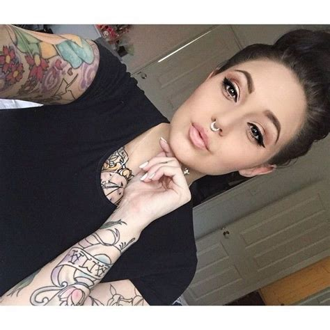 septum tattoos pictures to pin on pinterest tattooskid