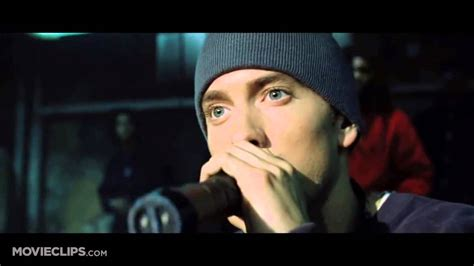 eminem movie phenomenon 8 mile choke clip youtube