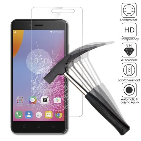 Lenovo K6 Power K33a42 Garansi Resmi 9h tempered glass for lenovo k6 power k33a42 5 0inch screen protective for lenovo k6 k33a48
