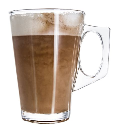 Gelas Latte 6 12 latte glasses tea coffee cappuccino glass cups