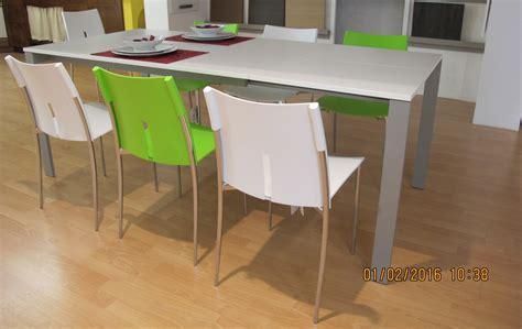 sedia allungabile tavolo allungabile 8 sedie lyra ingenia bontempi
