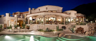 Spanish Ranch House Plans Spanish Hacienda Mediterranean Exterior Phoenix By