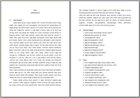 format askep terbaru contoh makalah tentang rubella contoh makalah docx