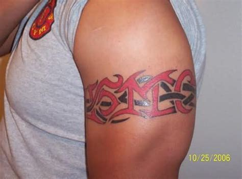 tribal band tattoos for men armband images designs