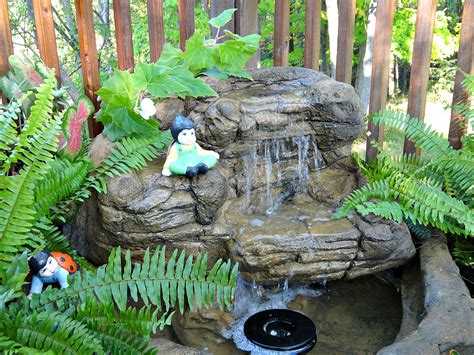 Patio Water Garden by Small Patio Pond Backyard Waterfall Kits Water Features