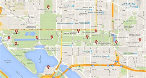 washington dc map of government buildings top 10 things to do in washington d c eclipsecon na 2016