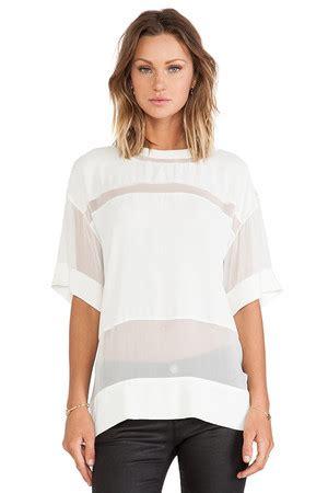 Tilla Jumpsuit In White white trend fergie in iro at iheartradio festival