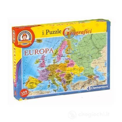 giochi da tavolo clementoni sapientino puzzle europa giochi da tavolo clementoni