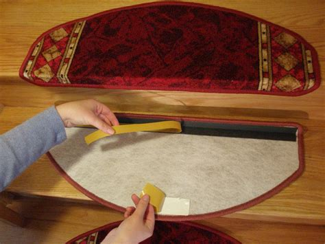 How To Install Mat by Stair Treads Carpet Stair Treads Stair Mats