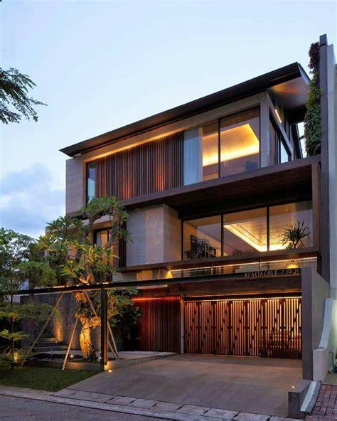 Awesome Indonesia jakarta house by nataneka architects in jakarta indonesia