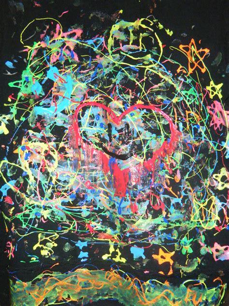glow in the paint splatter glow in the paint splatter www imgkid the