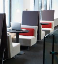 Bix booth cafe seating by steelcase color art st louis mo